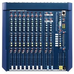 Allen & Heath W3-12/2DX 12-kanaals mixer