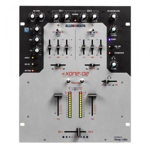 Allen & Heath Xone 02 Dj mixer