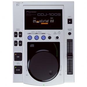Pioneer CDJ 100S Cd speler