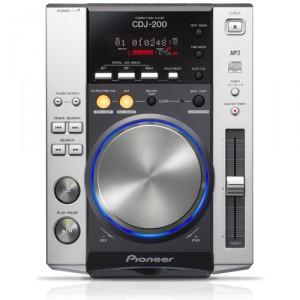 Pioneer CDJ 200 Cd speler