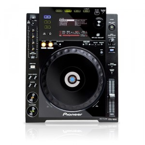 Pioneer CDJ 900 Cd speler