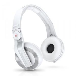 Pioneer HDJ 500 Dj hoofdtelefoon wit