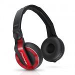 HDJ 500-R Dj hoofdtelefoon rood
