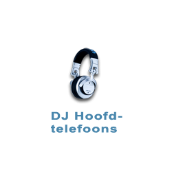 DJ hoofdtelefoons