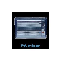 PA Mixer