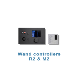 Wand controllers R2 & M2