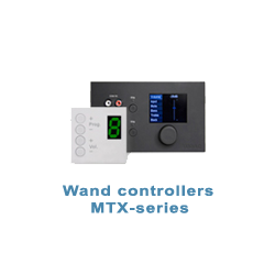 Wand controllers MTX-series