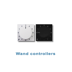 Wand controllers