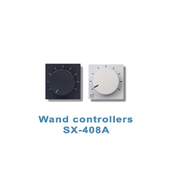 Wand controllers SX408A