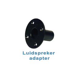 Luidspreker adapter