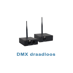 DMX draadloos