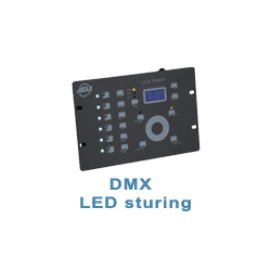 DMX led sturing