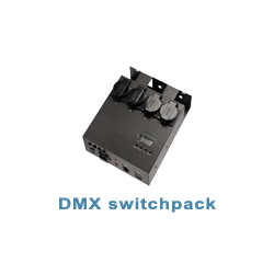 DMX switchpack