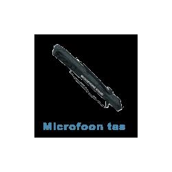 Microfoon tas