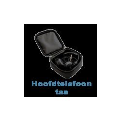 Hoofdtelefoon tas