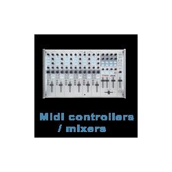Midi controllers / mixers