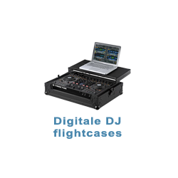 Digitale DJ flightcases