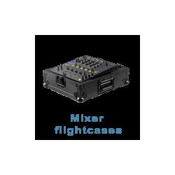 Mixer flightcases