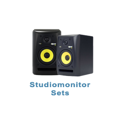 Studio monitor sets