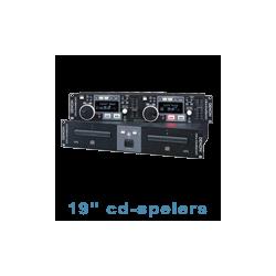 Cd-speler 19 inch