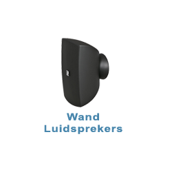 Wand luidsprekers