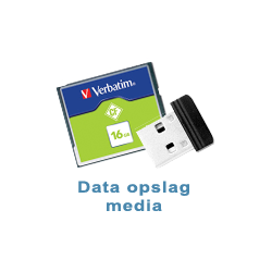 Data opslag media