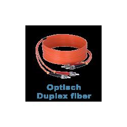 Optisch duplex fiber