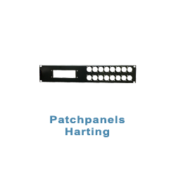 Patchpanel Harting