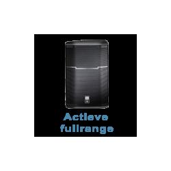 Actieve fullrange