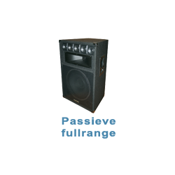Passieve fullrange