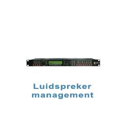 Luidspreker management