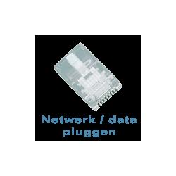 Netwerk / data pluggen