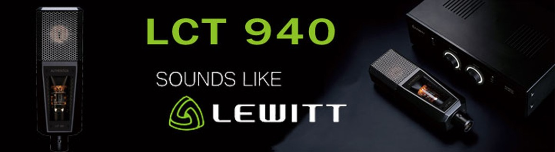 Lewitt mic's